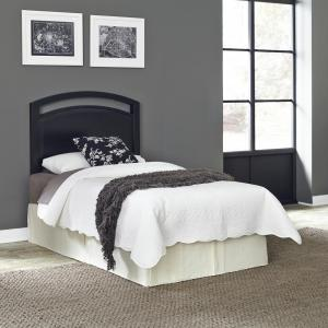 Styles Of Headboards south shore step one twin-size headboard in pure black-3107089