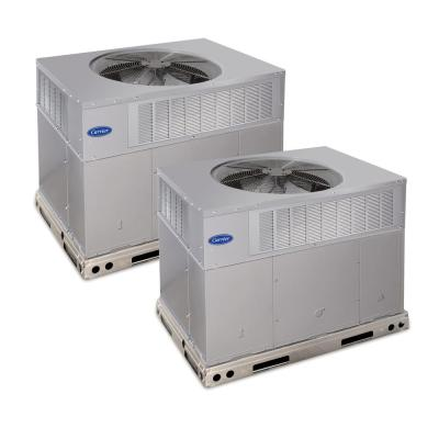 Installed Performance Series Packaged Hybrid Heat System
