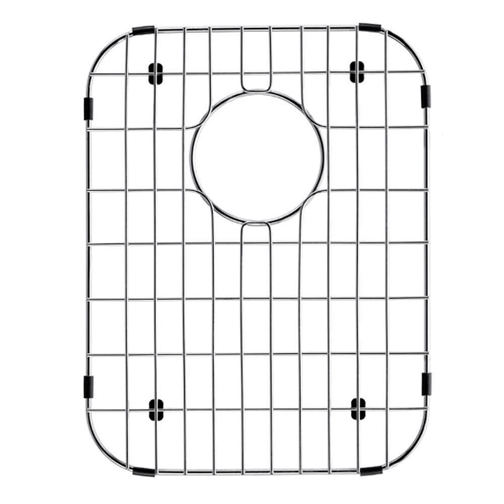 12 in. x 15 in. Kitchen Sink Bottom Grid