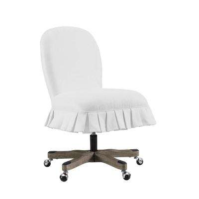 Parker Gray Glitz Office Chair