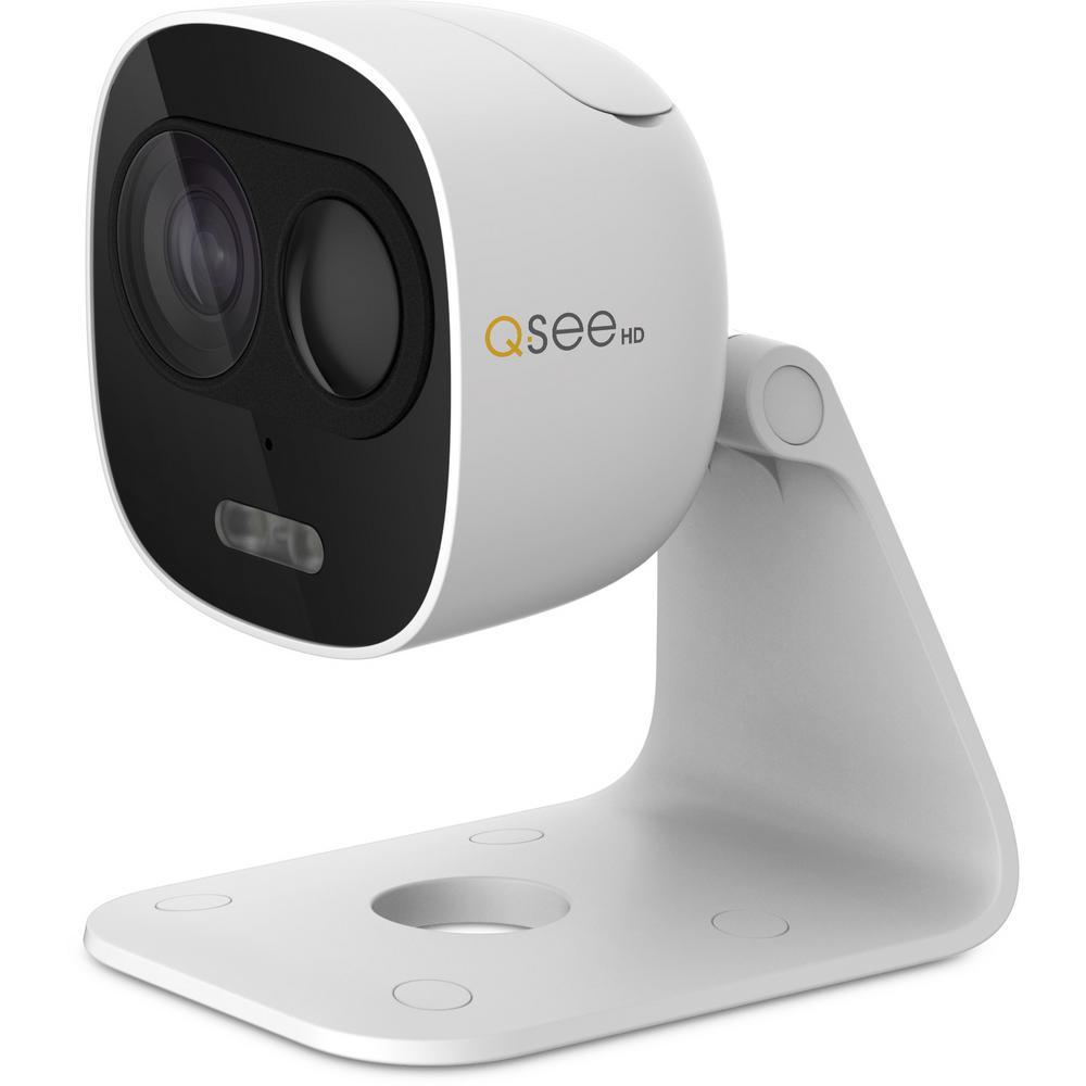 Wireless 1080p Wi-Fi SpotLight and Siren Surveillance Camera
