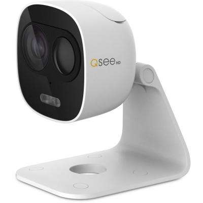 Wireless 1080p Wi-Fi SpotLight and Siren Surveillance Camera