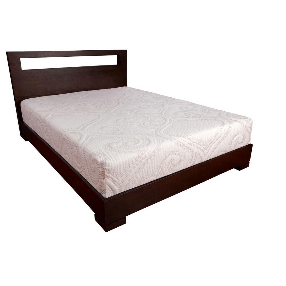 Comfort revolution 105 in queen hybrid mattress f03 for Comfort revolution mattress reviews