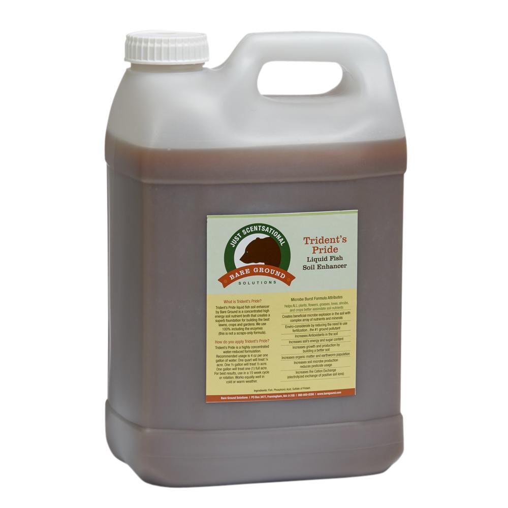 Trident's Pride by Bare Ground 320 oz. Ready-to-Use Liquid
