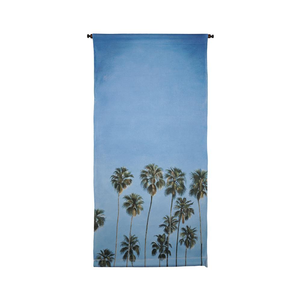 "Multicolor ""California Dreams"" Wall Tapestry"