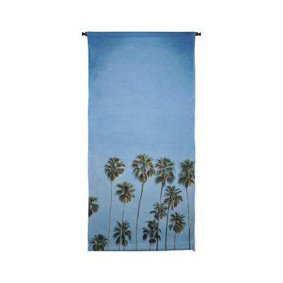 "Multicolor ""California Dreams"" Wall Tapestry"