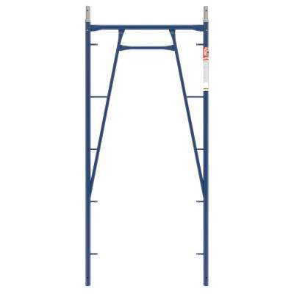Saferstack Arch 80 in. H x 36 in. W Plaster Frame