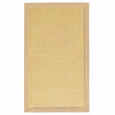 Freeport Sisal Honey/Khaki 12 ft. x 15 ft. Area Rug