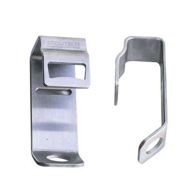 Cooler Lock Bracket Built-in Bottle Opener in Stainless Steel