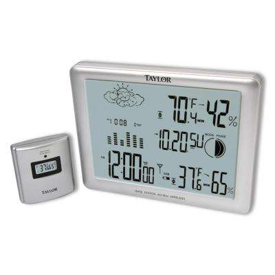 Digital Weather Center with Sensor