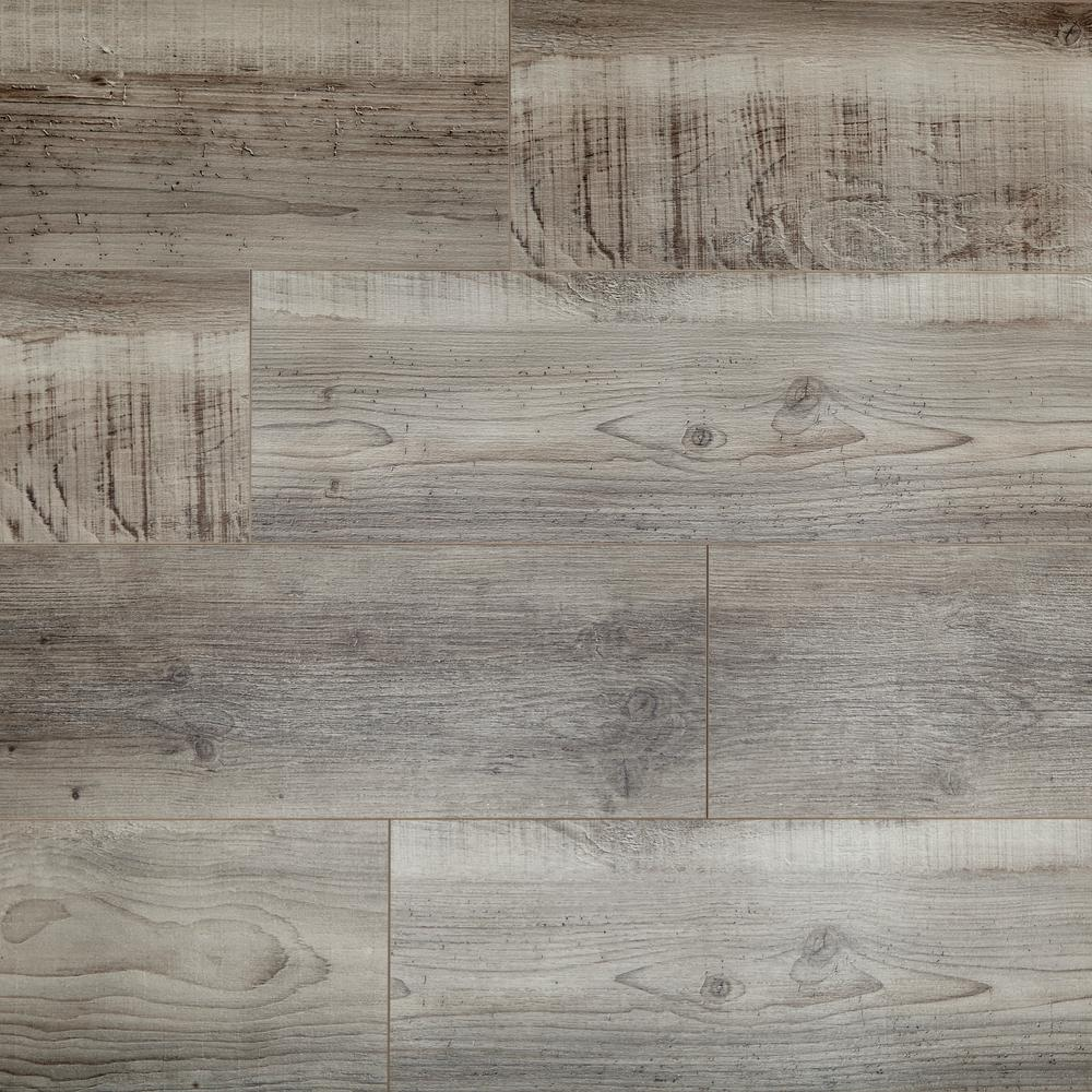 Emmen Pine 12mm Thick Laminate Flooring