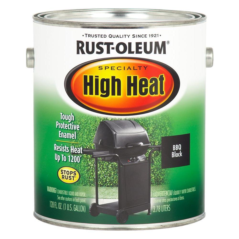 Rustoleum High Temp Paint Reviews