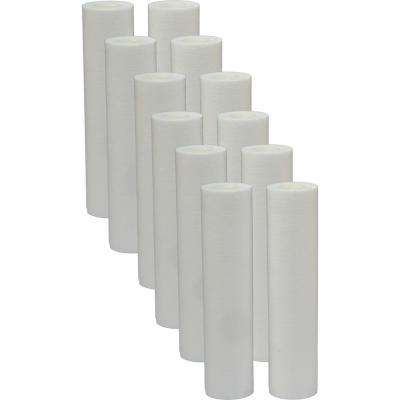 Universal Fit Melt-Blown Whole House Water Filter (2-Pack) (Case of 6)