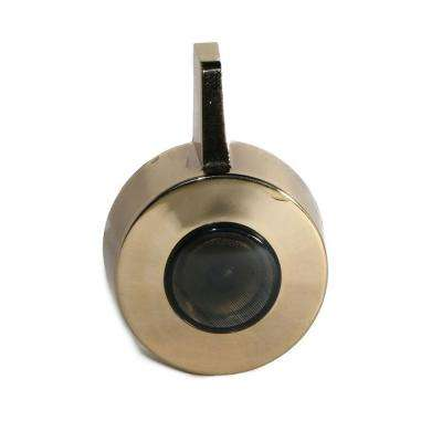 Delta Monitor Scald Guard Shower Handle, Polished Brass