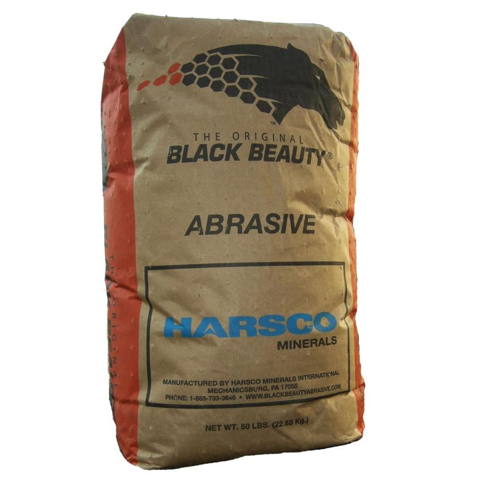 Black Beauty 50 lb. Abrasive Concrete Mix