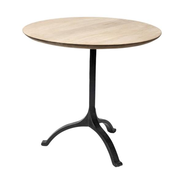 Mercana Mathison Brown Accent Table 68241