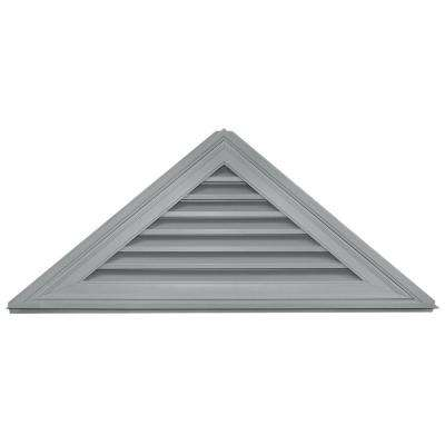 10/12 Triangle Gable Vent #030 Paintable