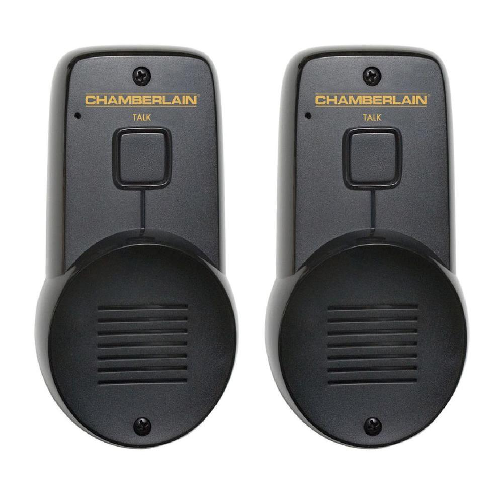 Chamberlain 1-Channel Portable Intercom System-DISCONTINUED
