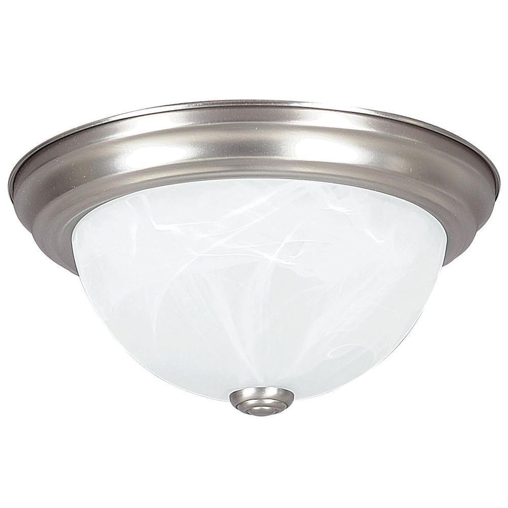 Home Decorators Collection 4 Light Satin Nickel