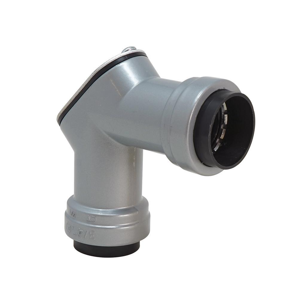 SIMPush 1/2 in. Rigid and IMC Push Connect Rigid to Rigid Pull Elbow