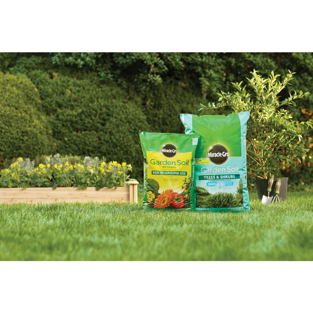 Miracle Gro 0 75 Cu Ft All Purpose Garden Soil