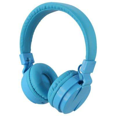 Bluetooth Wireless Headphone, Blue