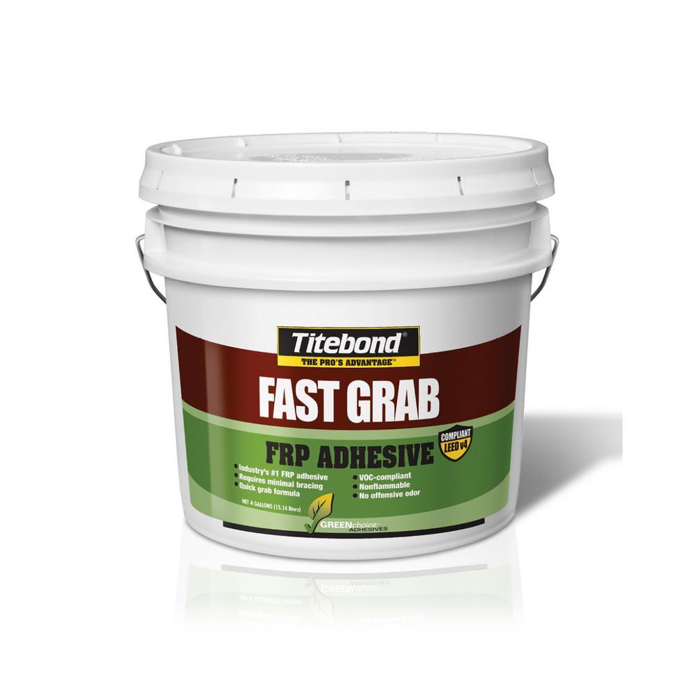 Titebond 3.5 Gal. Greenchoice Fast Grab FRP Adhesive Pail