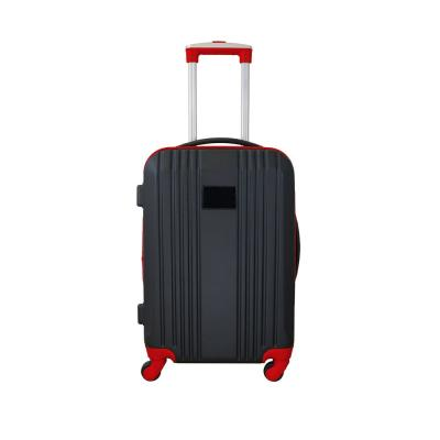 5fe5b3a47ec Carry-On Hardcase 21 in. Red Dual Color Expandable Spinner