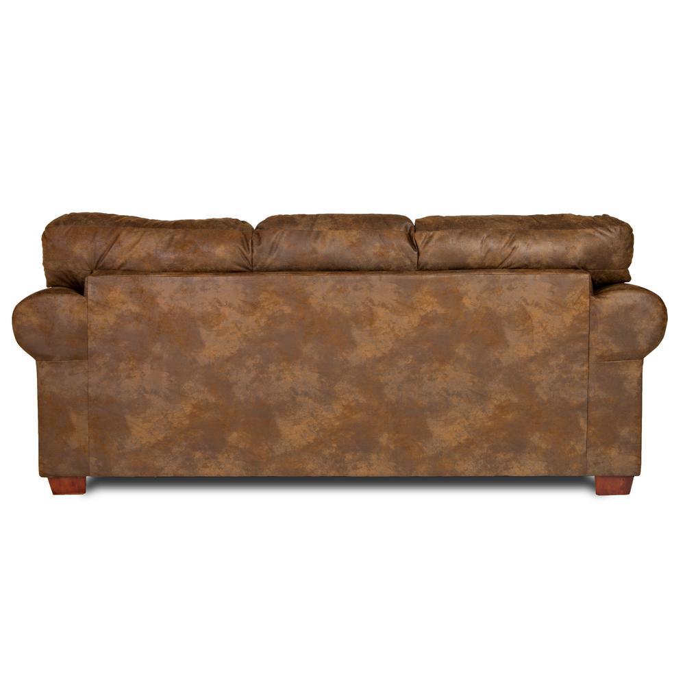 American Furniture Clics Angler S Cove Rustic Cabin Sofa