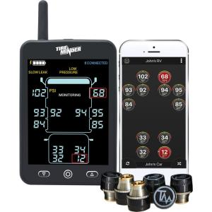 TireMinder TM22130 Tire Monitor A1As W//6 Trans