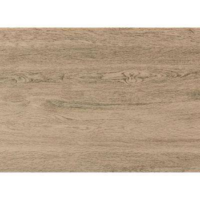 4 in. Ultra Compact Surface Countertop Sample in Bento Pine