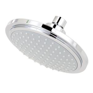 GROHE Euphoria Cosmo 1-Spray 6.3 inch Fixed Shower Head in StarLight Chrome by GROHE