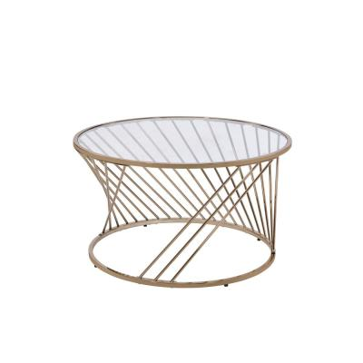 Champagne Bluelipe Coffee Table