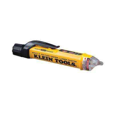 Non-Contact Voltage Tester with Laser Pointer