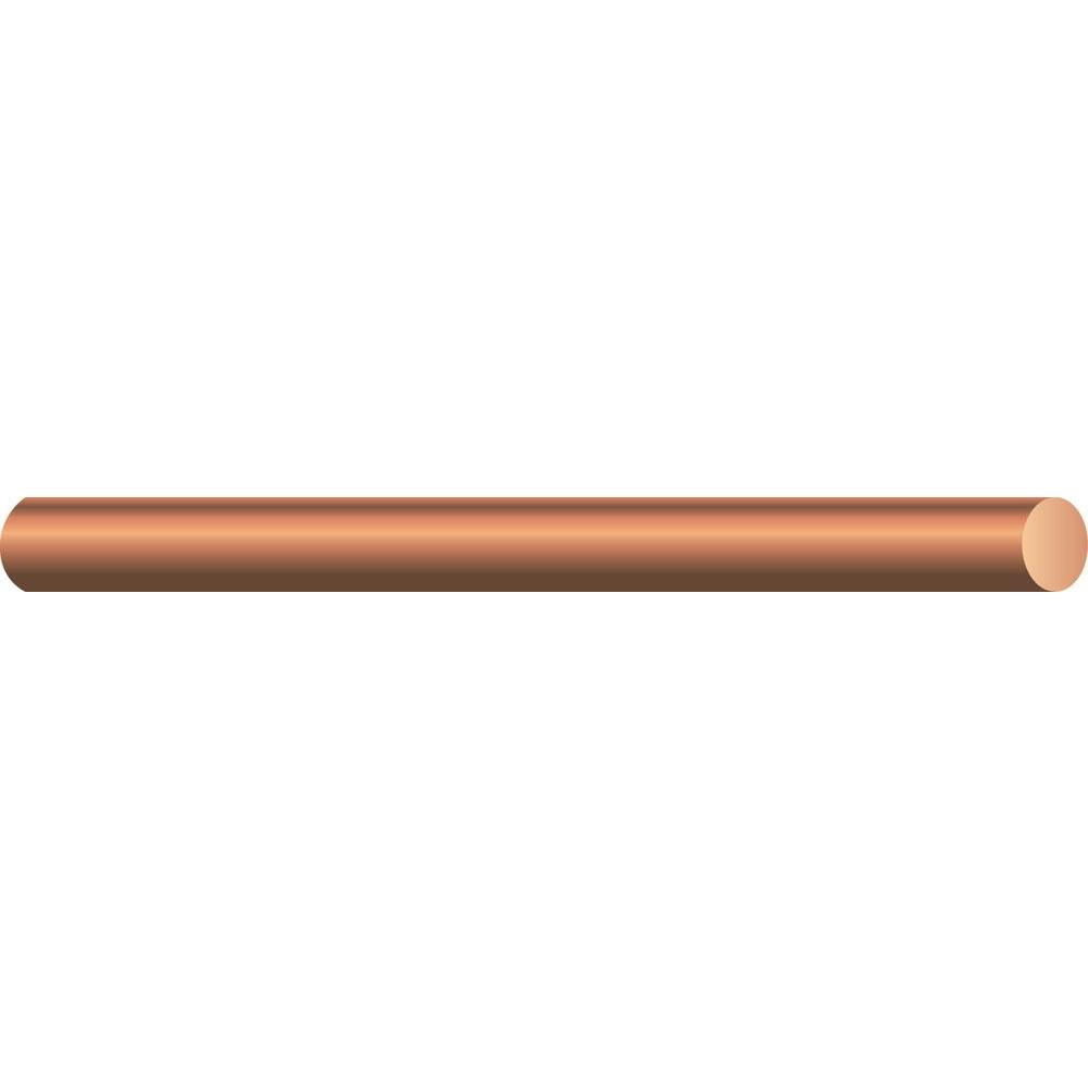 Bare Copper - Wire - Electrical - The Home Depot