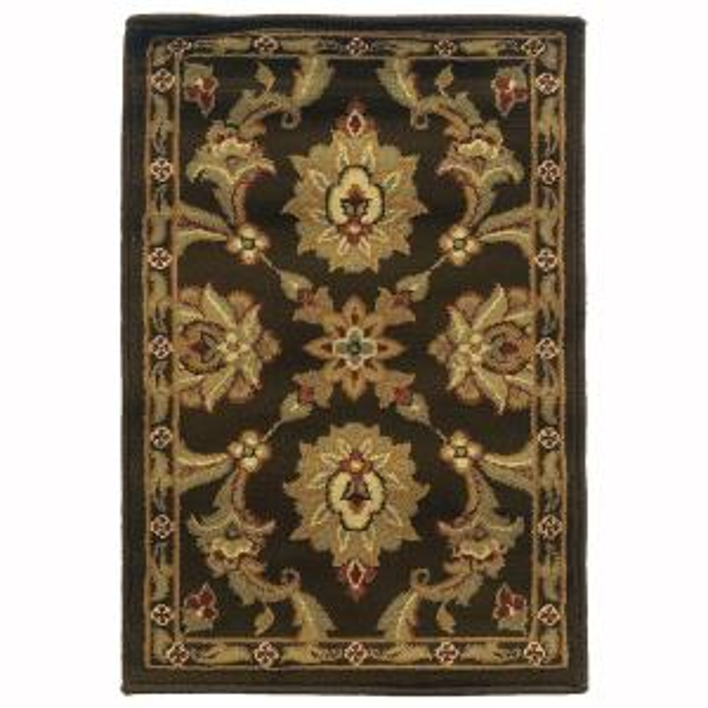 Oriental Weavers Grace Northam Brown 1 ft. 10 inch x 2 ft. 10 inch Accent Rug by Oriental Weavers