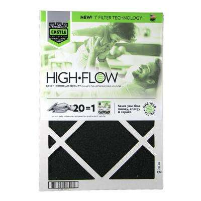 14 in. x 20 in. x 1 in. HVAC FPR 8 1-Year Air Filter