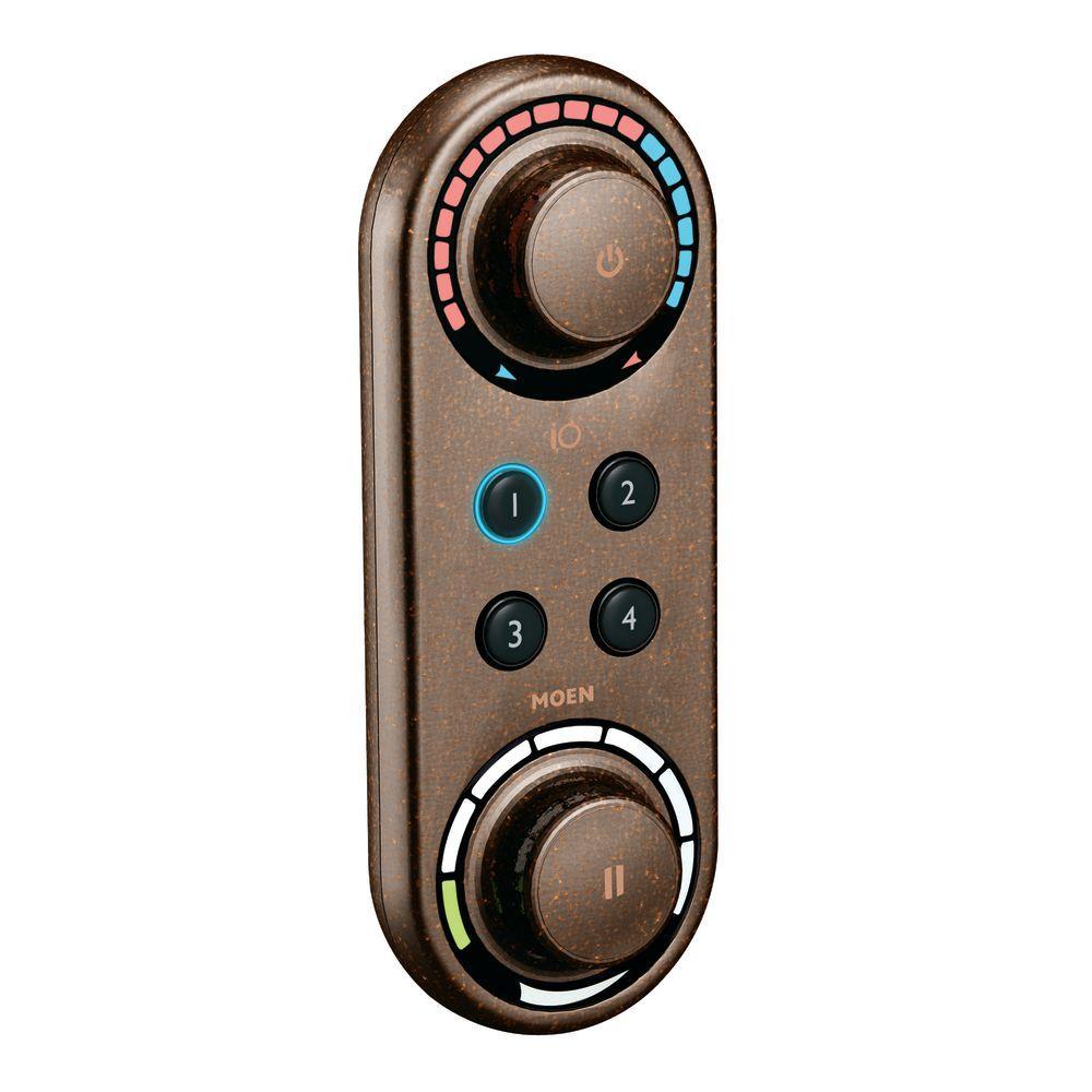 Shower Digital Control Trim in Oil Rubbed Bronze