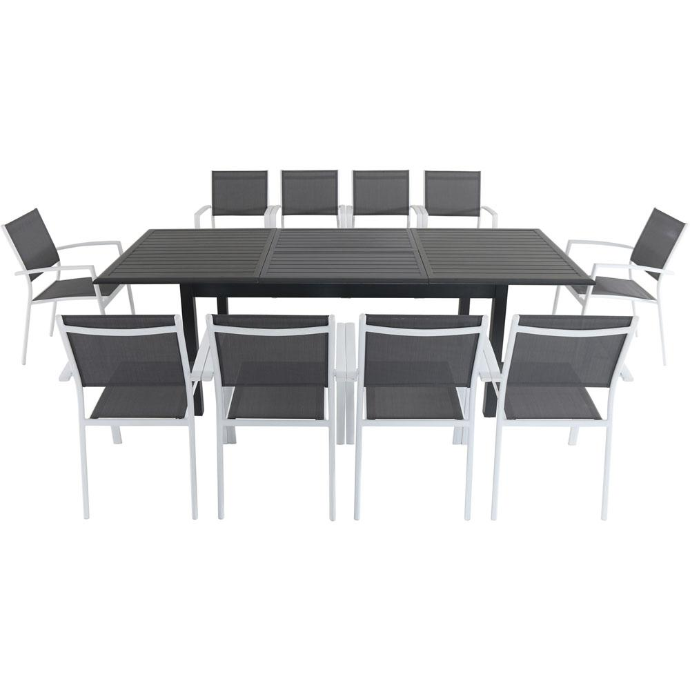 Dining Set Chairs An Expandable Table