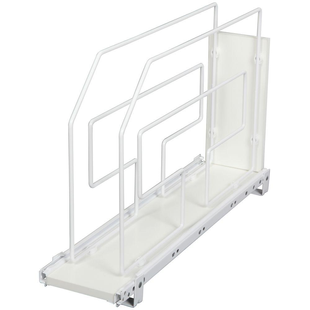 19.5 in. x 6 in. x 22 in. Roll Out Tray