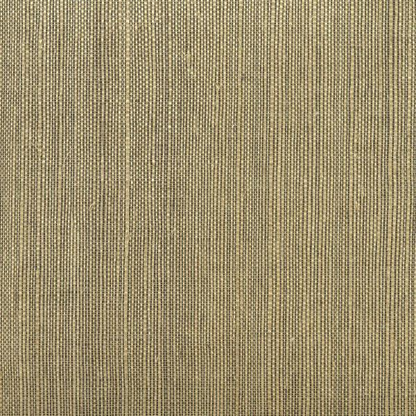 Kenneth James Barbora Chocolate Grasscloth Wallpaper 2622-30215