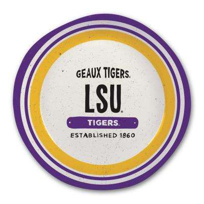 LSU 13.5 in. Serving Bowl