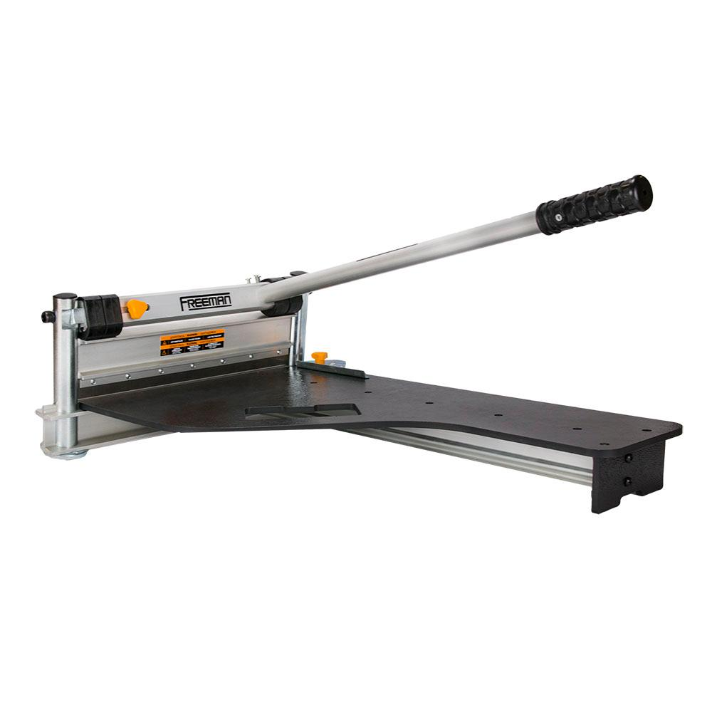 Freeman 13 In Laminate Flooring Cutter With Extended Handle