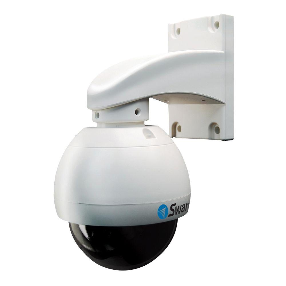 Swann Wired 700TVL Super-High Resolution Indoor/Outdoor Camera with 22x Optical Zoom