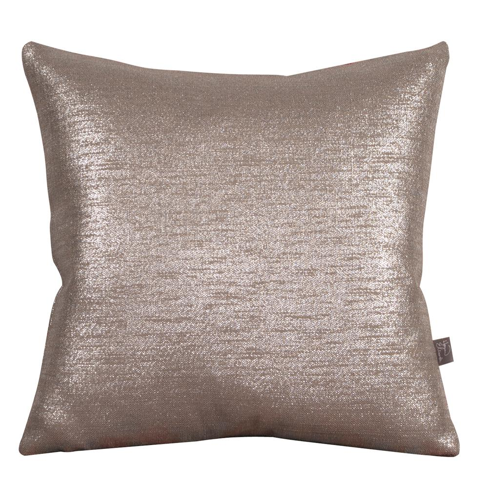 The Howard Elliott Collection Glam Gray Pewter 20 In X Decorative Pillows