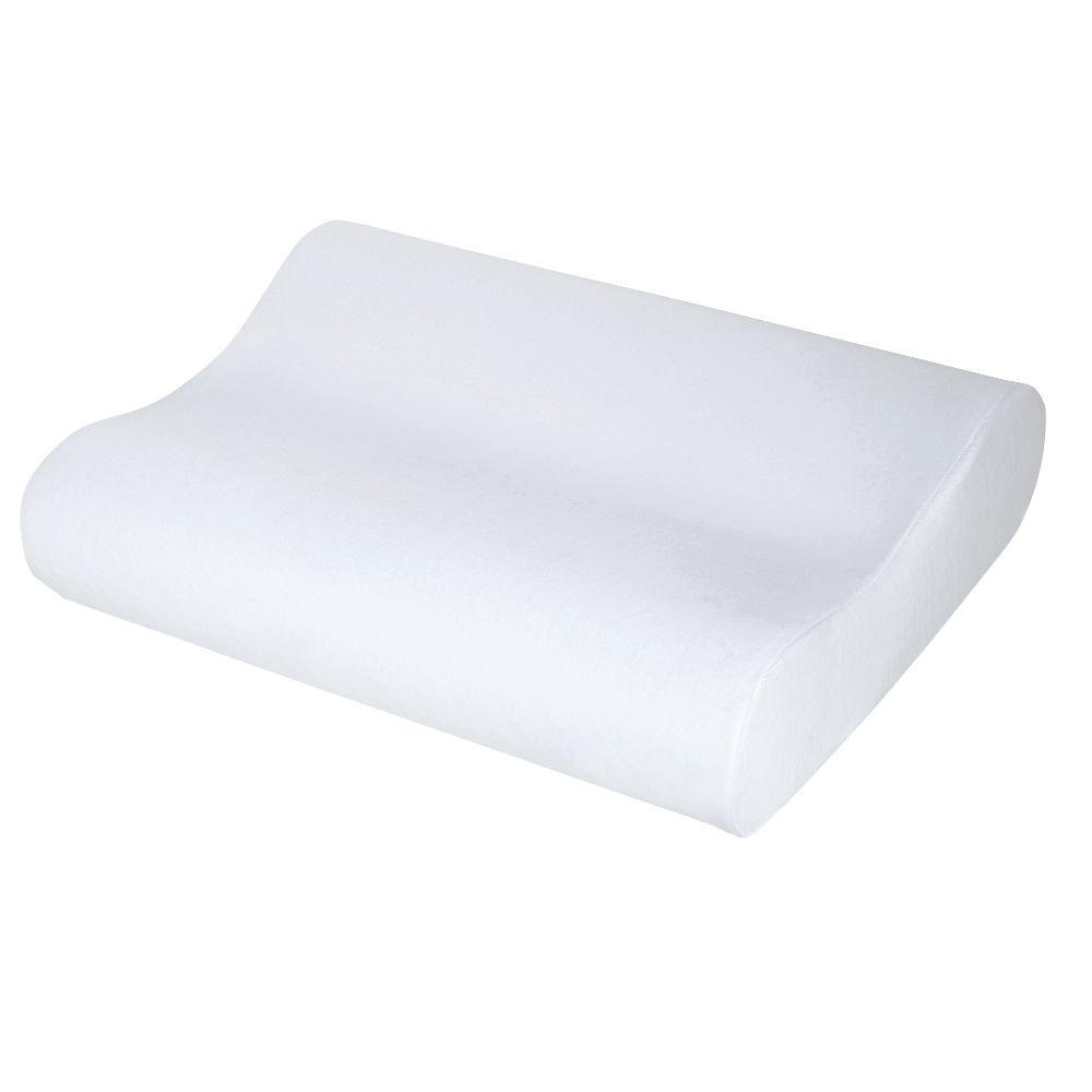 null Memory Foam Molded Contour Pillow