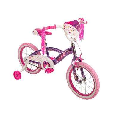 N'Style 16 in. Girl's Metaloid Finish Bike