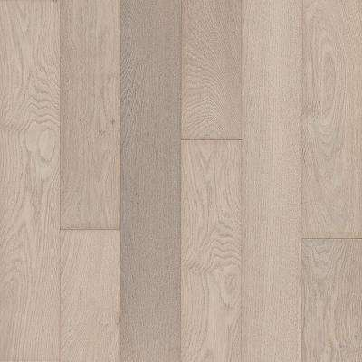 Take Home Sample - Hydropel Oak Parchment Engineered Hardwood Flooring - 5 in. x 7 in.