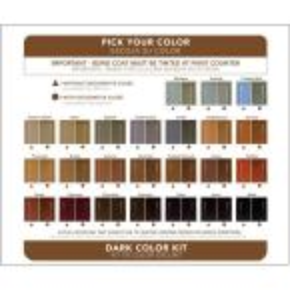 Rust-Oleum Transformations Dark Color Cabinet Kit (9-Piece)-258240 ...