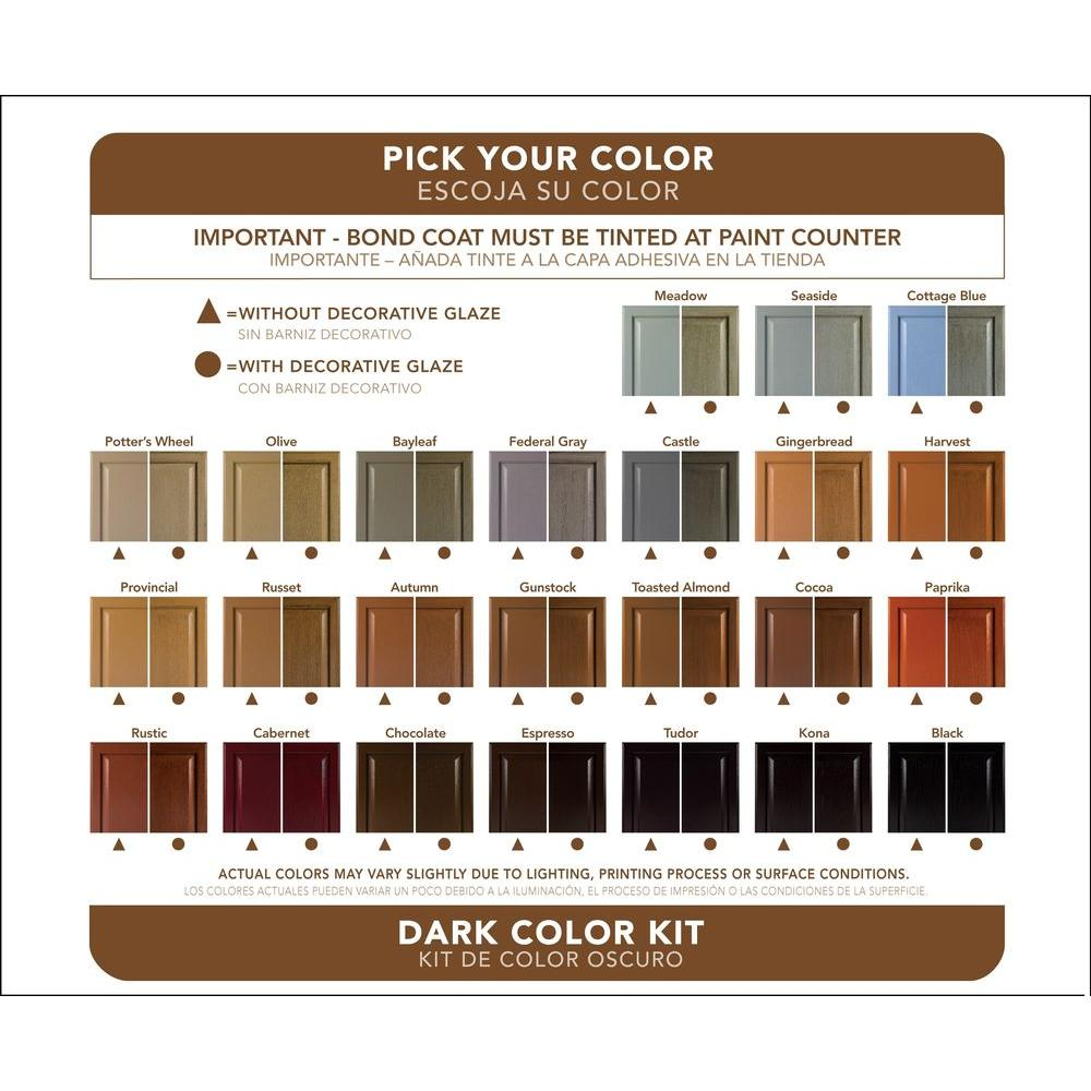 Rust-Oleum Transformations Dark Color Cabinet Kit-348926 ...